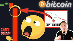 HUGE WARNING!!!!!!!!!! BITCOIN CAPITULATION CRASH IS IMMINENT RIGHT NOW!! [this will happen now.]