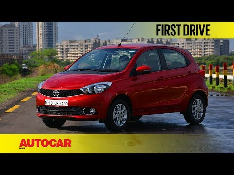 Tata Tiago AMT | First Drive | Autocar India