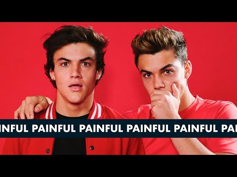 The Dolan Twins Read Period Stories  Teen Vogue