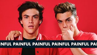 The Dolan Twins Read Period Stories | Teen Vogue