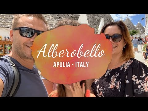 See the Beautiful Trulli Houses at Alberobello, Italy Travel Guide