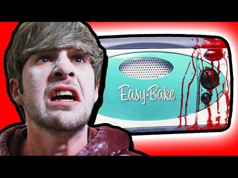PARANORMAL EASY BAKE OVEN!