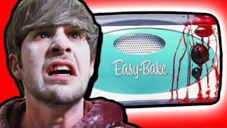 Repeat youtube video PARANORMAL EASY BAKE OVEN!