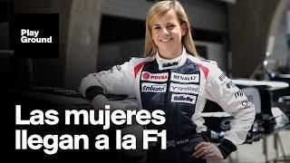 El año que viene comenzarán las W Series, una competición de F1 exclusivamente femenina.