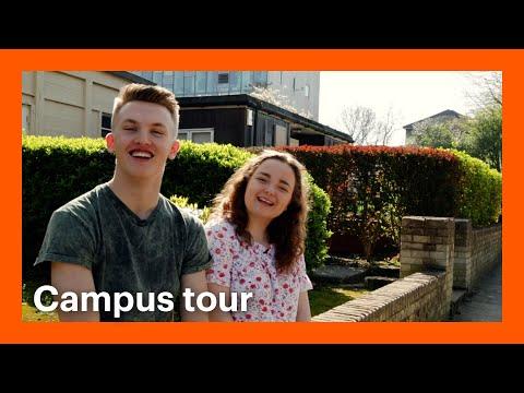 Goldsmiths Campus Tour