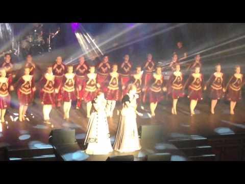 Inga & Anush Ashakyans Performing