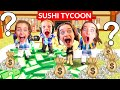 WHICH NORRIS NUT MAKES THE MOST MONEY?Roblox Sushi Tycoon Gaming