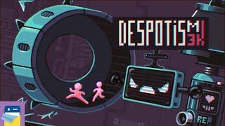 Despotism 3k: iOS / Android Gameplay Walkthrough Part 1 (by Nikolai Kuznetsov)