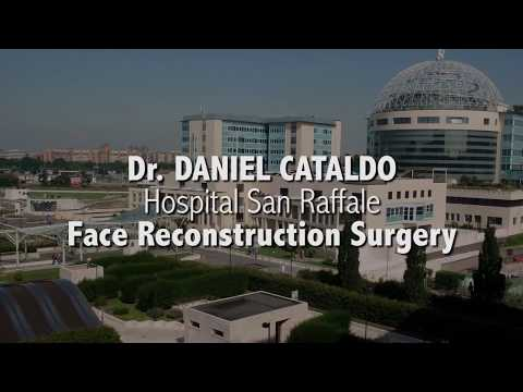 Face Reconstruction Surgery - Hospital San Raffaele - Milano