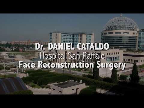 Face Reconstruction Surgery - Hospital San Raffaele - Milano
