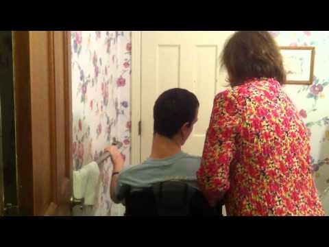 How To Help Transition From A Wheelchair In The Bathroom With Dystonia