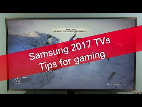 Samsung 32 led tv game