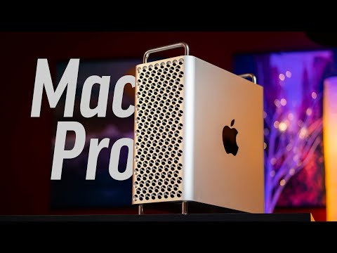 2019 Mac Pro Review  - Why it actually makes sense!