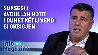 Lutfi Haziri: Suksesi i Avdullah Hotit i duhet këtij vendi si oksigjeni - 04.08.2020 - Klan Kosova