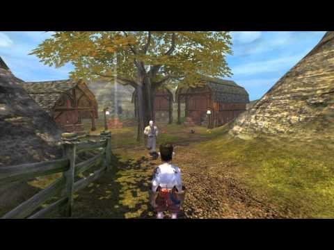 Fable (Adventure): Commentary  - Part 1 /w Andreas