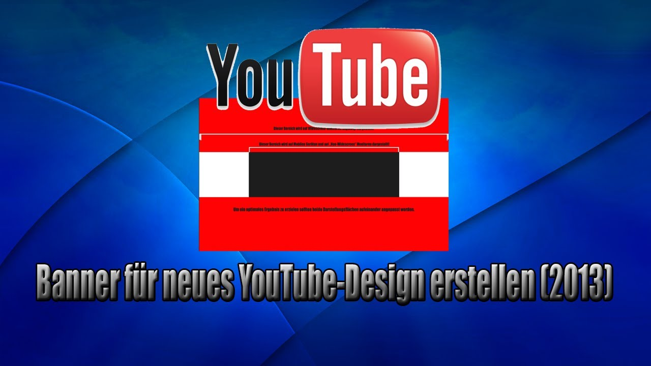 Neues Youtube Design