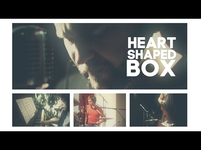 Heart-Shaped Box - Nirvana (Cover by Bommel and friends with piano and double bass)
