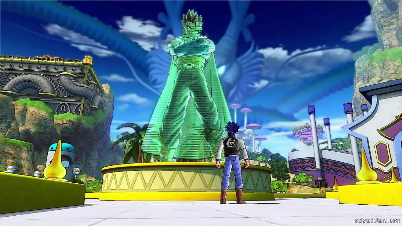Dragon Ball Xenoverse 2: Character Creation Transfer