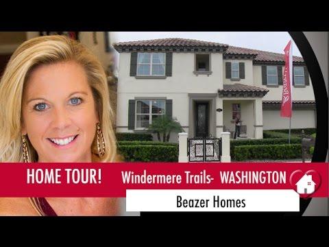 New Homes Windermere Winter Garden Florida Washington Model by Beazer