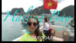 Halong Bay Vlog|Language & Travel|Day 5-6|【 Gloria - Master Mandarin Chinese】중국어 |리아의 베트남 여행
