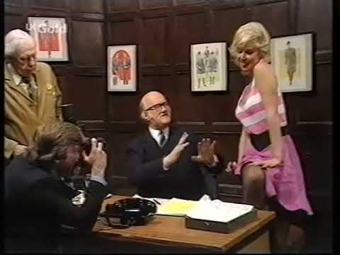 Candy davis from are you being served
