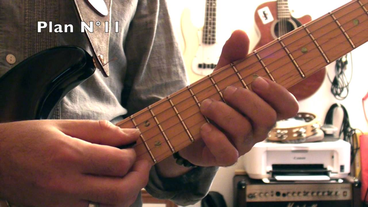 Stairway to Heaven (Part 5/5) SOLO Lesson + TABS