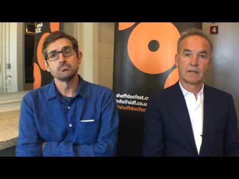Sheffield DocFest 2017: Louis Theroux meets Nick Broomfield on FacebookLive