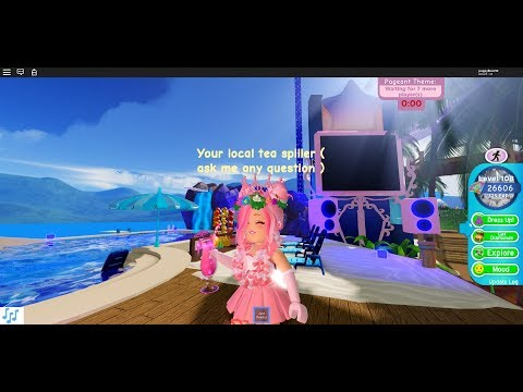 HOW TO ALWAYS WIN THE PAGEANT IN THE NEW REALM! // Royale High //
