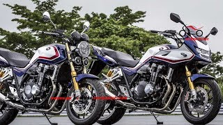 2019 Honda CB1300SF/CB1300 SB SP officially | New Honda SuperBike 1284cc 4 cylinder 2019