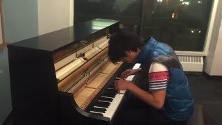 i took a pill in ibiza seeb remix mike posner tony ann piano cover