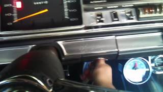 1967 plymouth fury cold start issues