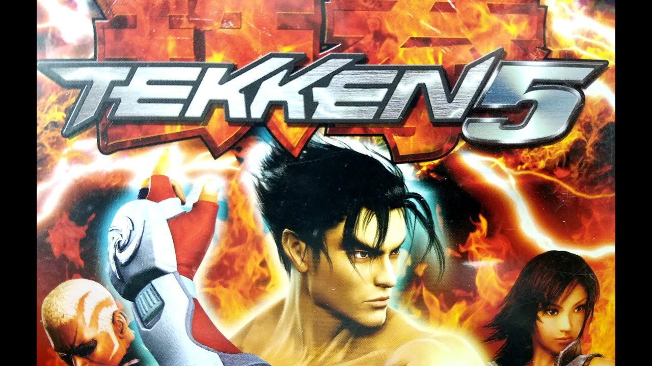 Classic Game Room - TEKKEN 5 review for PlayStation 2