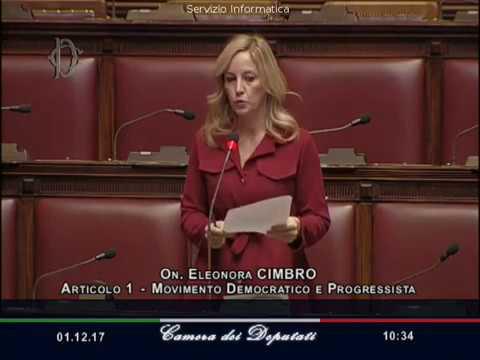On Eleonora Cimbro - Interpellanza urgente su azienda Abb di Sesto San Giovanni
