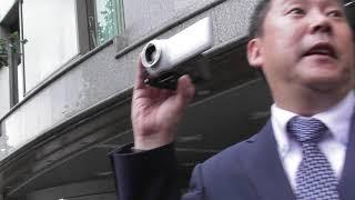 NHKから国民を守る党 東京MXテレビ前街宣 立花孝志 2019/08/26