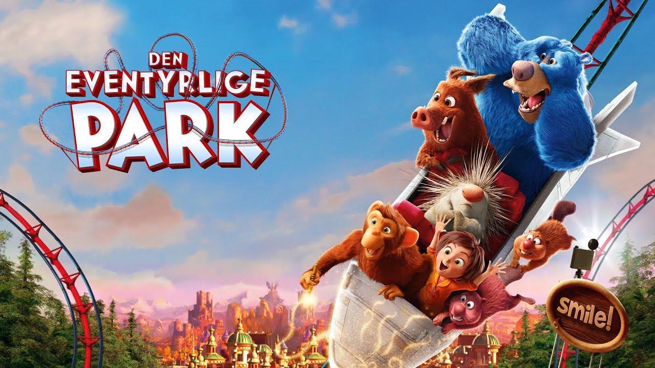 Den eventyrlige park - I biografen 11. april (dansk trailer 2)