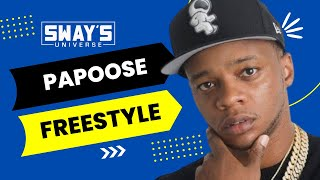 Papoose does the 5 Fingers of Death on Sway