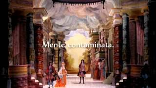 Qui dove muto e solo (Niobe Act III Scene III) - Jaroussky, Forsythe