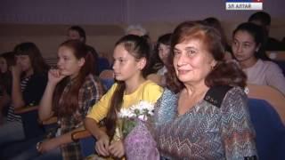 Городская школа №12 отметила 80-летний юбилей