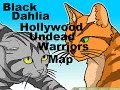Black Dahlia  Hollywood Undead Complete Warriors Map