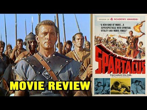 Видео Spartacus 1960 essay