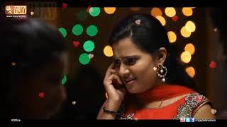 Azhagu Serial Sudha(Raji) & Sembaruthi Serial Aadhi(Karthik) - Arugil Nee - Office Serial Love.