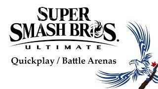 Super Smash Bros. Ultimate | Arenas | Check the Ruleset!