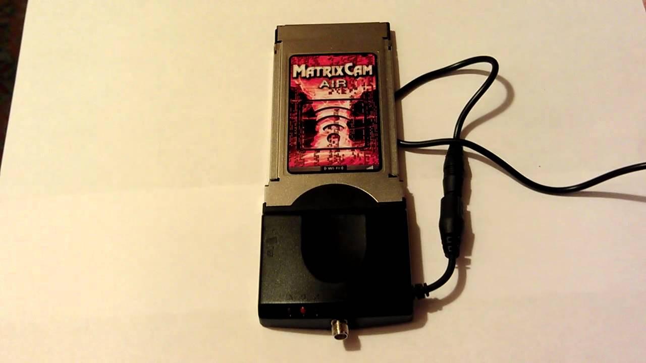 Matrix Cam Air - YouTube