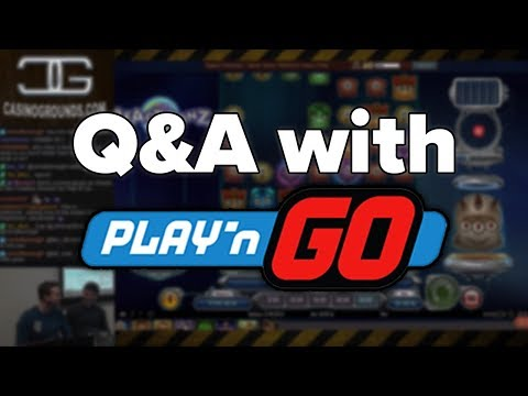 Play'n Go - Slot insights Q&A