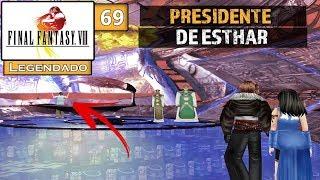 Final Fantasy VIII #69 - O Presidente de Esthar (Legendado em Português)