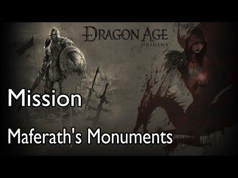 Dragon Age: Origins Ultimate Edition Mission Maferath's Monuments |