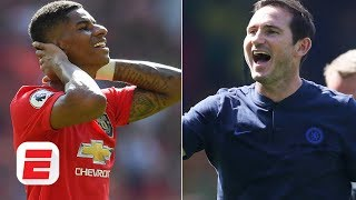 Manchester United shocked by Crystal Palace and relief for Frank Lampard | Premier League takeaways