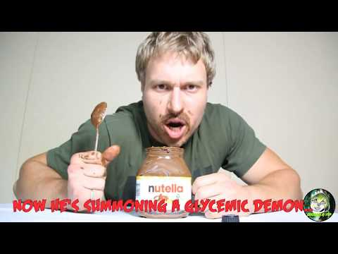 FURIOUS PETE GENERATE AN ENTIRE JAR OF NUTELLA.rev