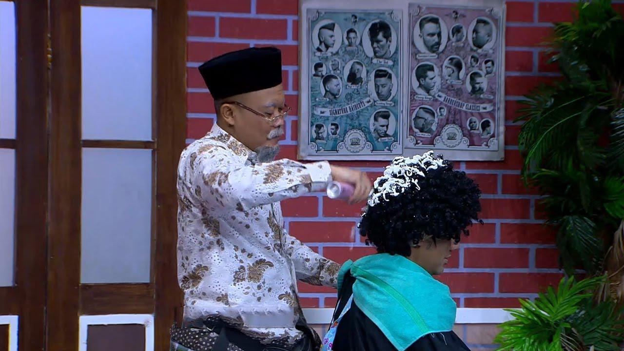 Download Kakek Rese Jadi Tukang Cukur Rambut