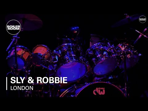 Sly & Robbie Boiler Room London Live Performance